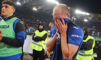 Andrea Masiello lacrime