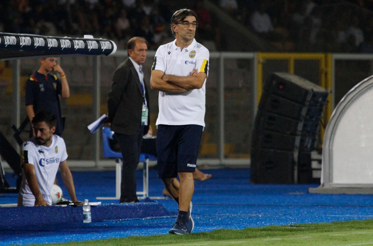 Verona-Lecce | Formazioni Ufficiali: un cambio per Liverani, la decisione su Borini
