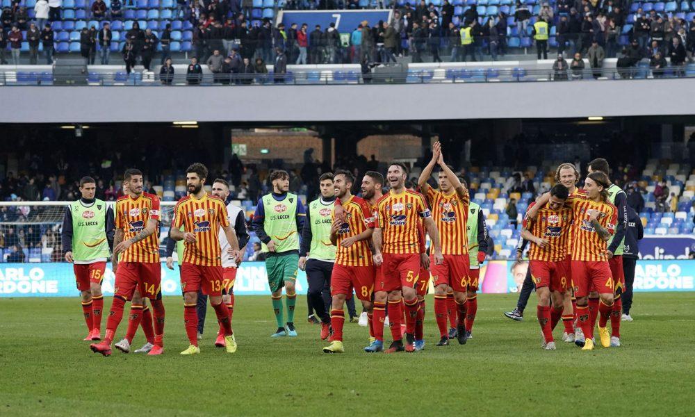 Napoli - Calcio Lecce