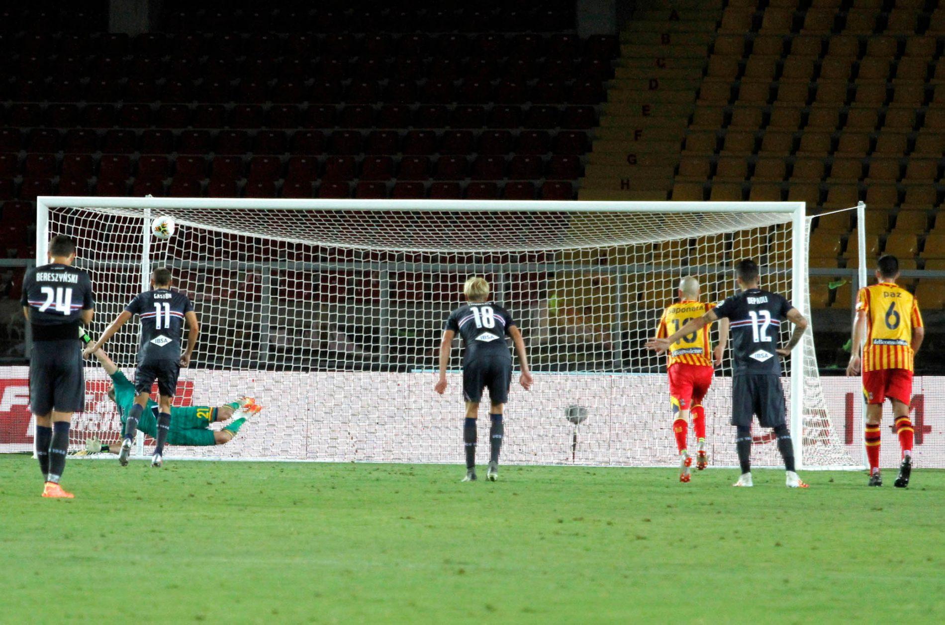 Lecce-Sampdoria 1-2: la cronaca. Doppio Ramirez dal dischetto, i ...