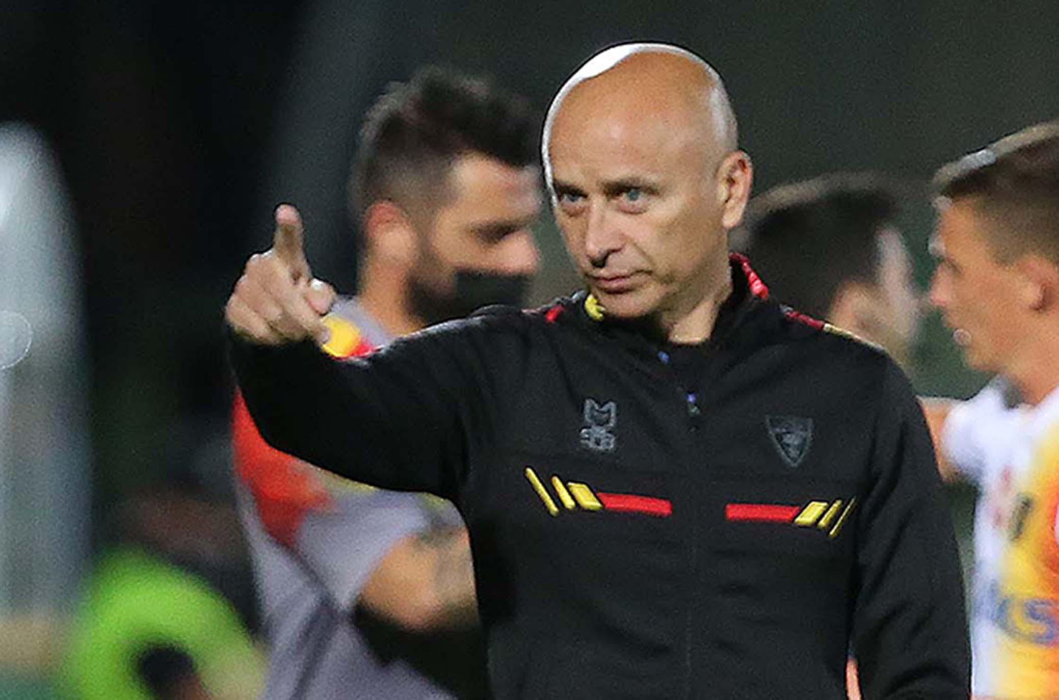 Corini to Serie A?  Above him is the Sampdoria